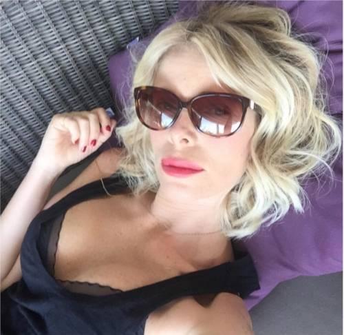 Alessia Marcuzzi, l'estate sexy 4