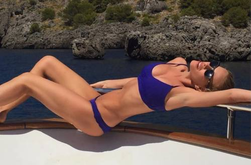 Alessia Marcuzzi, l'estate sexy 2