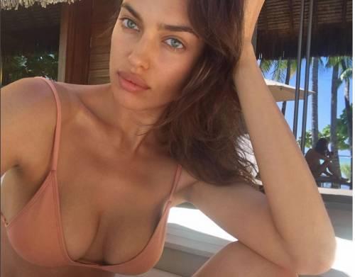 Irina Shayk nuda per GQ di settembre 8