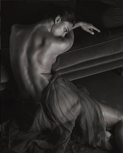 Irina Shayk nuda per GQ di settembre 2