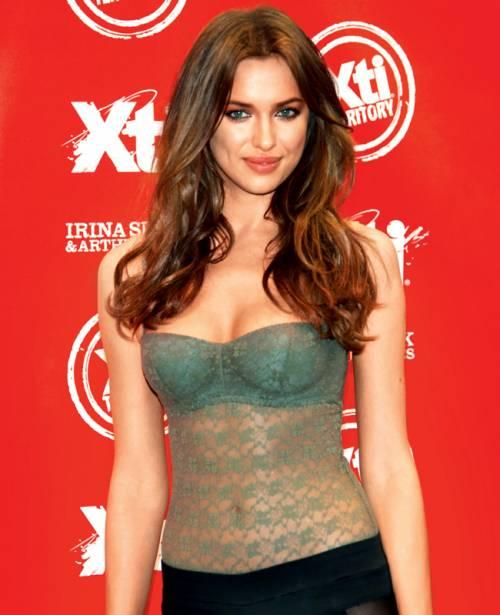 Irina Shayk nuda per GQ di settembre 14