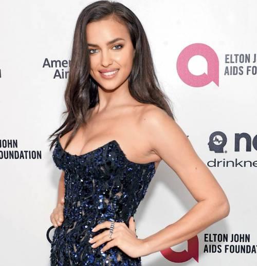 Irina Shayk nuda per GQ di settembre 17