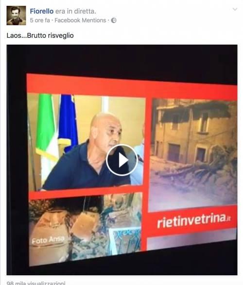 Terremoto e vip, le reazioni social 7