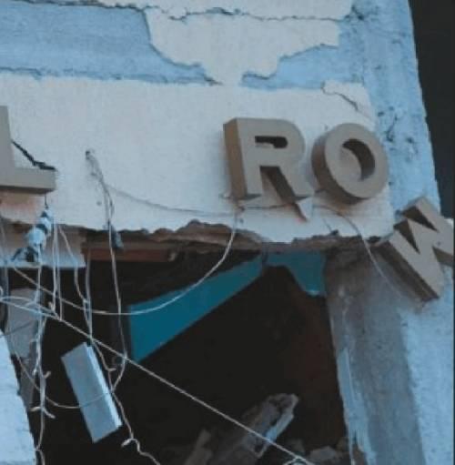 Distrutto il celebre Hotel Roma. La culla della pasta all'amatriciana è diventata un cimitero di detriti