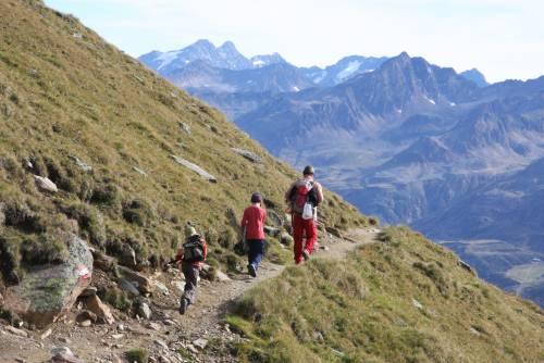 Quella indimenticabile gita in montagna metafora del percorso della nostra vita