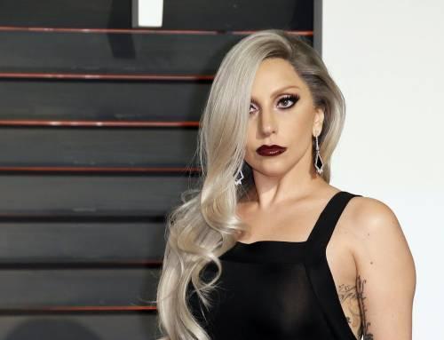 Lady Gaga per il terremoto: foto 14