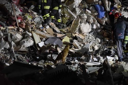 Lady Gaga per il terremoto: foto 32