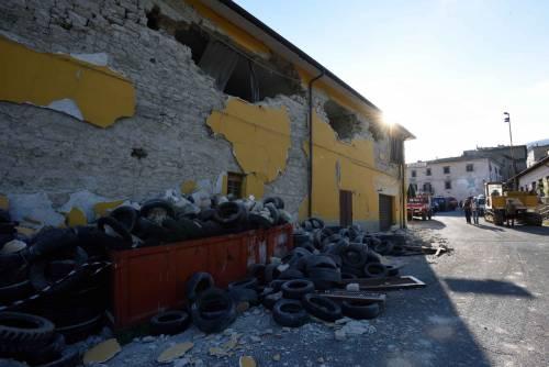 Lily Allen e il terremoto: foto 33