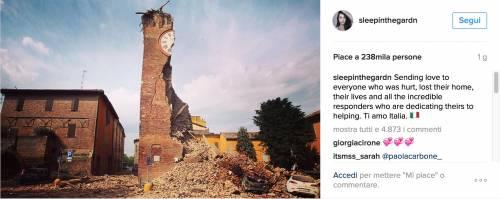 Terremoto, come hanno reagito le star internazionali 11