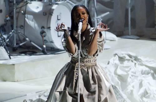 MTV VMA 2016: Drake e Rihanna, le immagini 21