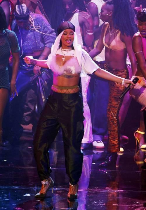 MTV VMA 2016: Drake e Rihanna, le immagini 24