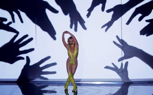Britney Spears sexy agli MTV VMA 7