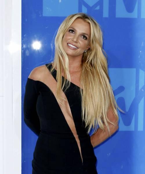 Britney Spears sexy agli MTV VMA 12