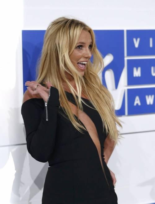 Britney Spears sexy agli MTV VMA 11