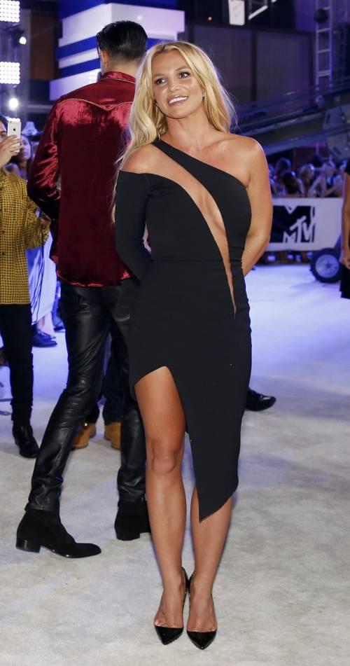 Britney Spears sexy agli MTV VMA 14