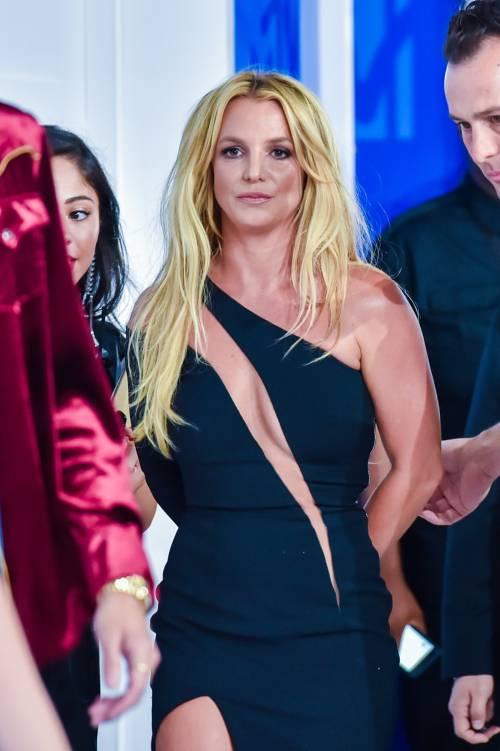 Britney Spears sexy agli MTV VMA 18