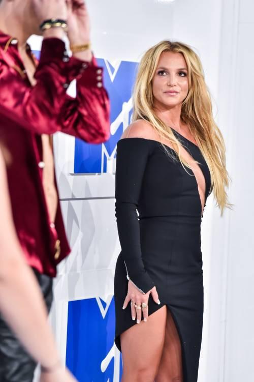 Britney Spears sexy agli MTV VMA 19