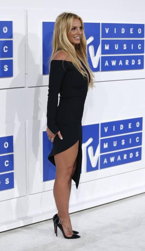Britney Spears sexy agli MTV VMA 21