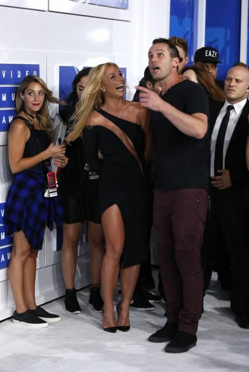 Britney Spears sexy agli MTV VMA 20