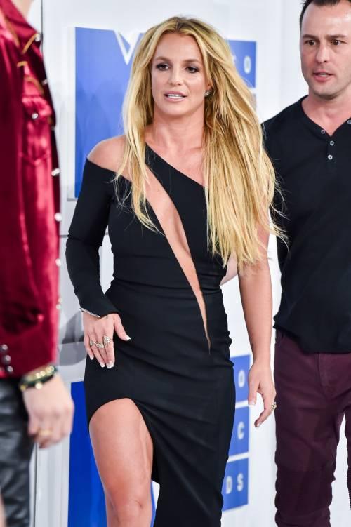 Britney Spears sexy agli MTV VMA 22