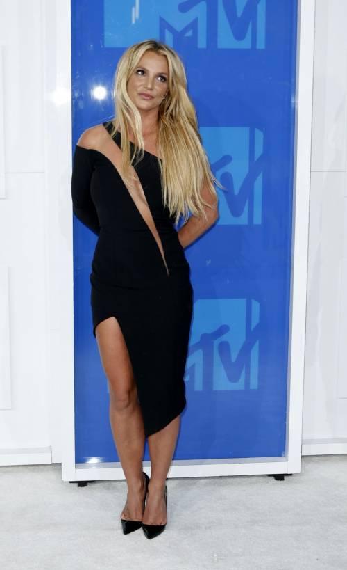 Britney Spears sexy agli MTV VMA 26