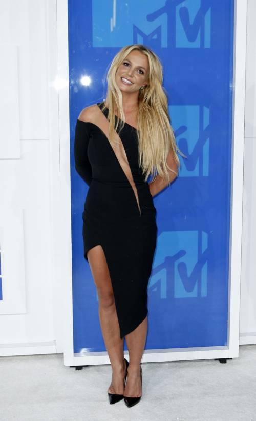 Britney Spears sexy agli MTV VMA 25