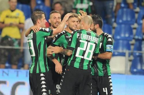 Sassuolo-Pescara: il giudice sportivo assegna lo 0-3 a tavolino. Per una raccomandata