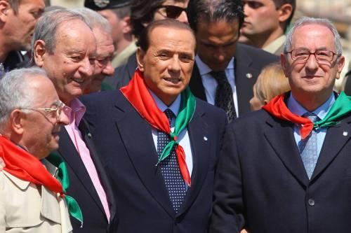 Renzi invoca lo spirito di Onna