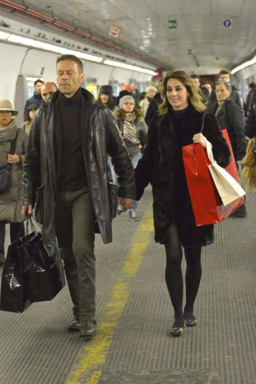 Rocco Siffredi e la moglie Rosa Caracciolo, foto 3