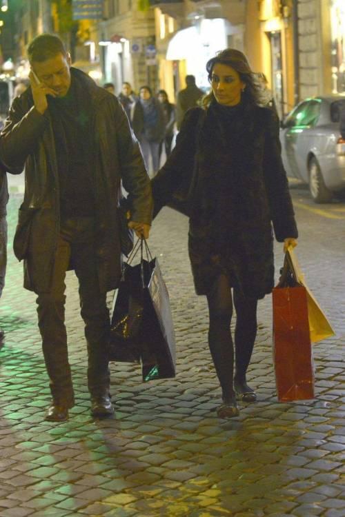 Rocco Siffredi e la moglie Rosa Caracciolo, foto 4