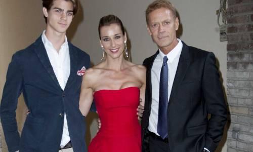 Rocco Siffredi e la moglie Rosa Caracciolo, foto 7