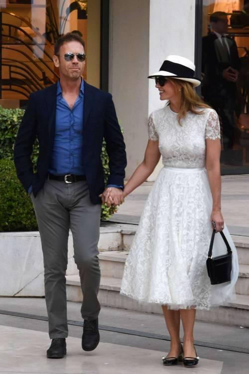 Rocco Siffredi e la moglie Rosa Caracciolo, foto 11
