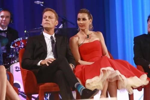 Rocco Siffredi e la moglie Rosa Caracciolo, foto 10