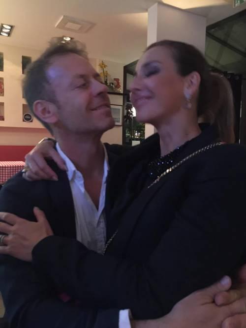 Rocco Siffredi e la moglie Rosa Caracciolo, foto 12