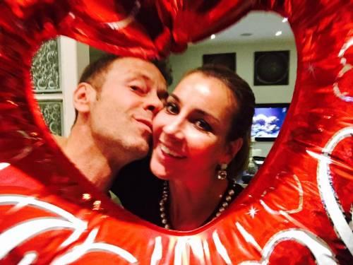 Rocco Siffredi e la moglie Rosa Caracciolo, foto 15