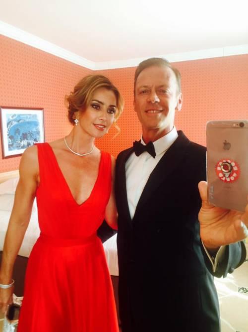 Rocco Siffredi e la moglie Rosa Caracciolo, foto 16