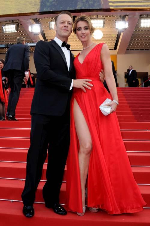 Rocco Siffredi e la moglie Rosa Caracciolo, foto 1