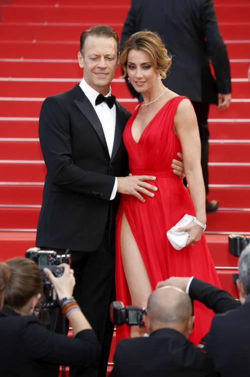 Rocco Siffredi e la moglie Rosa Caracciolo, foto 2