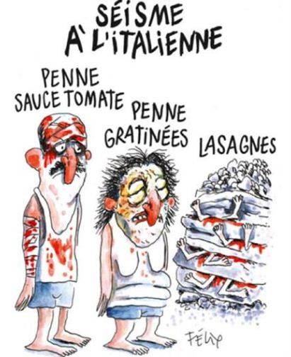 """Charlie Hebdo, siete come l'Isis"""
