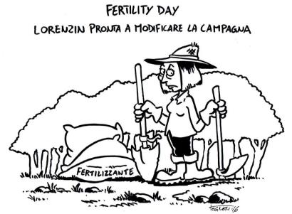 Fertility Day, il web ironizza sugli stereotipi 8