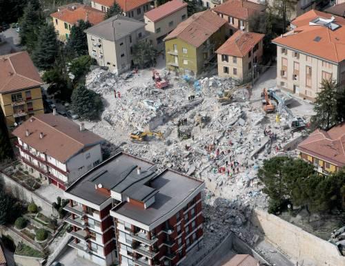 Ogni 4 anni in Italia un terremoto con vittime