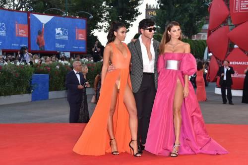 Dayane Mello e Giulia Salemi, spacco profondo a Venezia 5