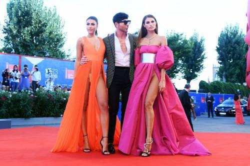 Dayane Mello e Giulia Salemi, spacco profondo a Venezia 7