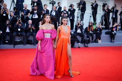 Dayane Mello e Giulia Salemi, spacco profondo a Venezia 35