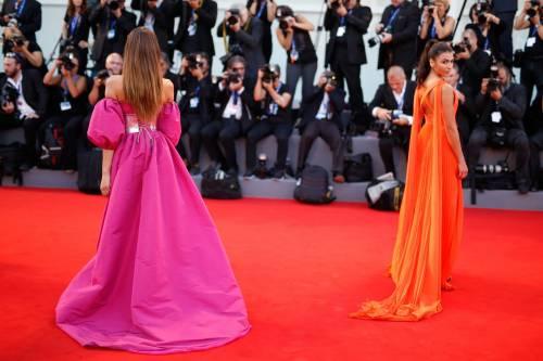 Dayane Mello e Giulia Salemi, spacco profondo a Venezia 21