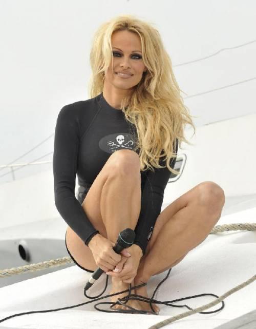 Pamela Anderson, la più sexy ieri e oggi 13