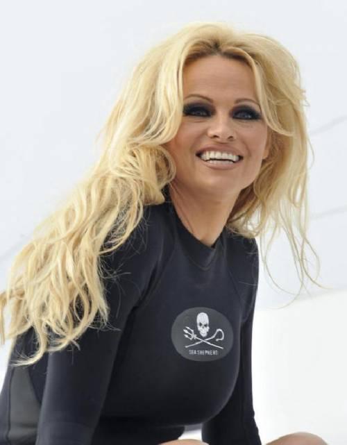 Pamela Anderson, la più sexy ieri e oggi 15