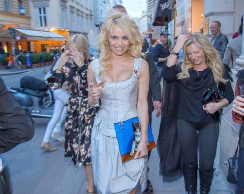 Pamela Anderson, la più sexy ieri e oggi 18
