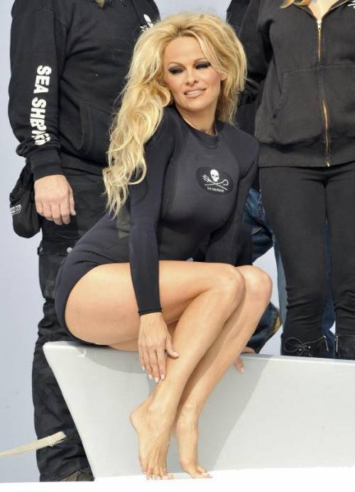Pamela Anderson, la più sexy ieri e oggi 2