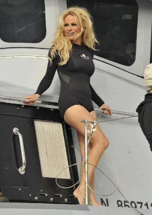 Pamela Anderson, la più sexy ieri e oggi 20